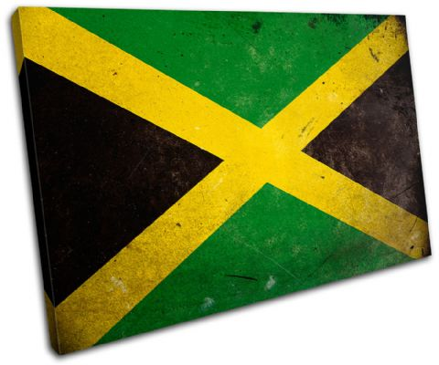 Abstract Jamaican Maps Flags - 13-1171(00B)-SG32-LO